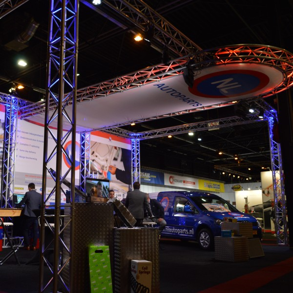 Beursstand NL Autoparts