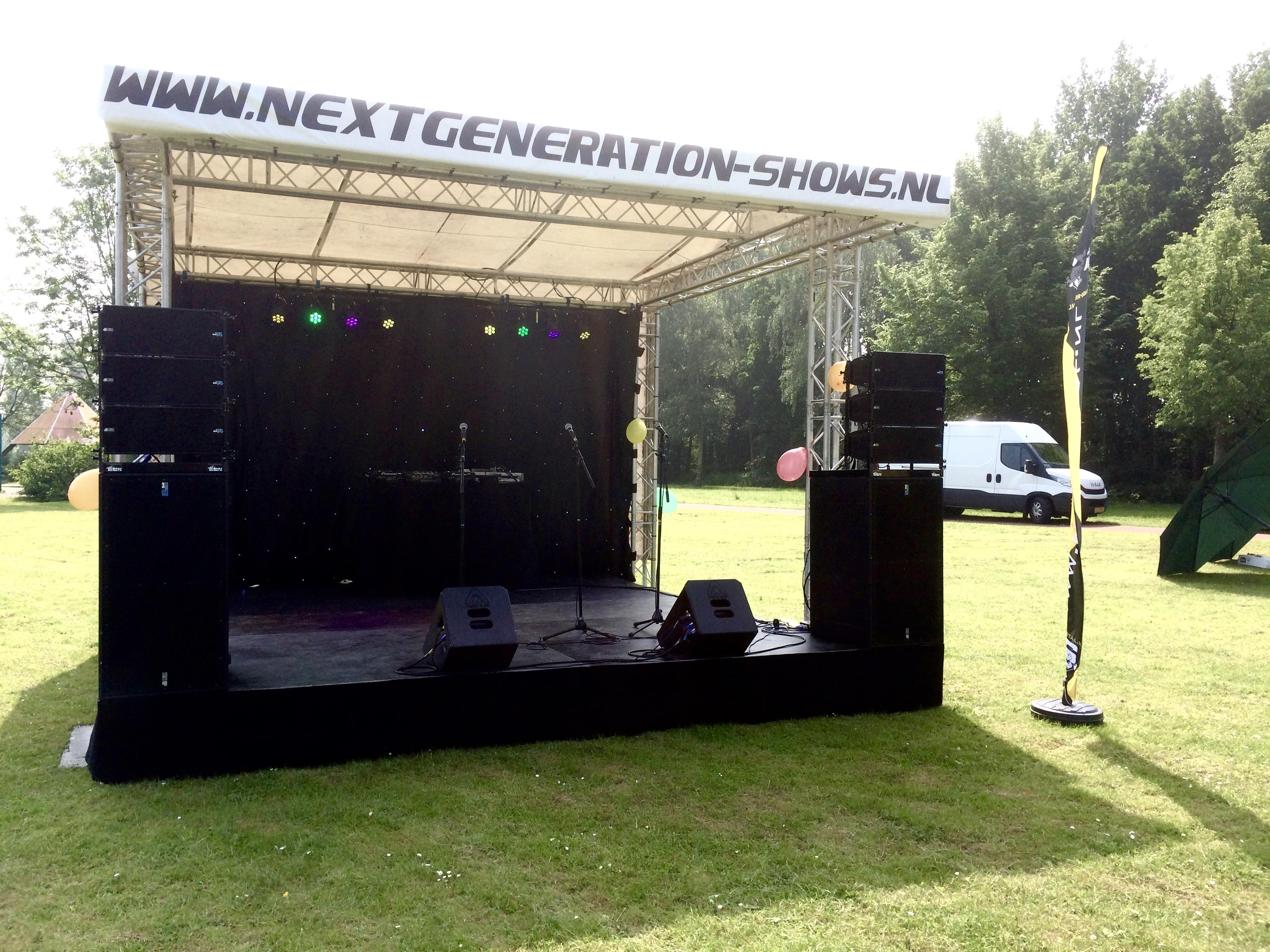 Zomerparkfeest Dordrecht 2