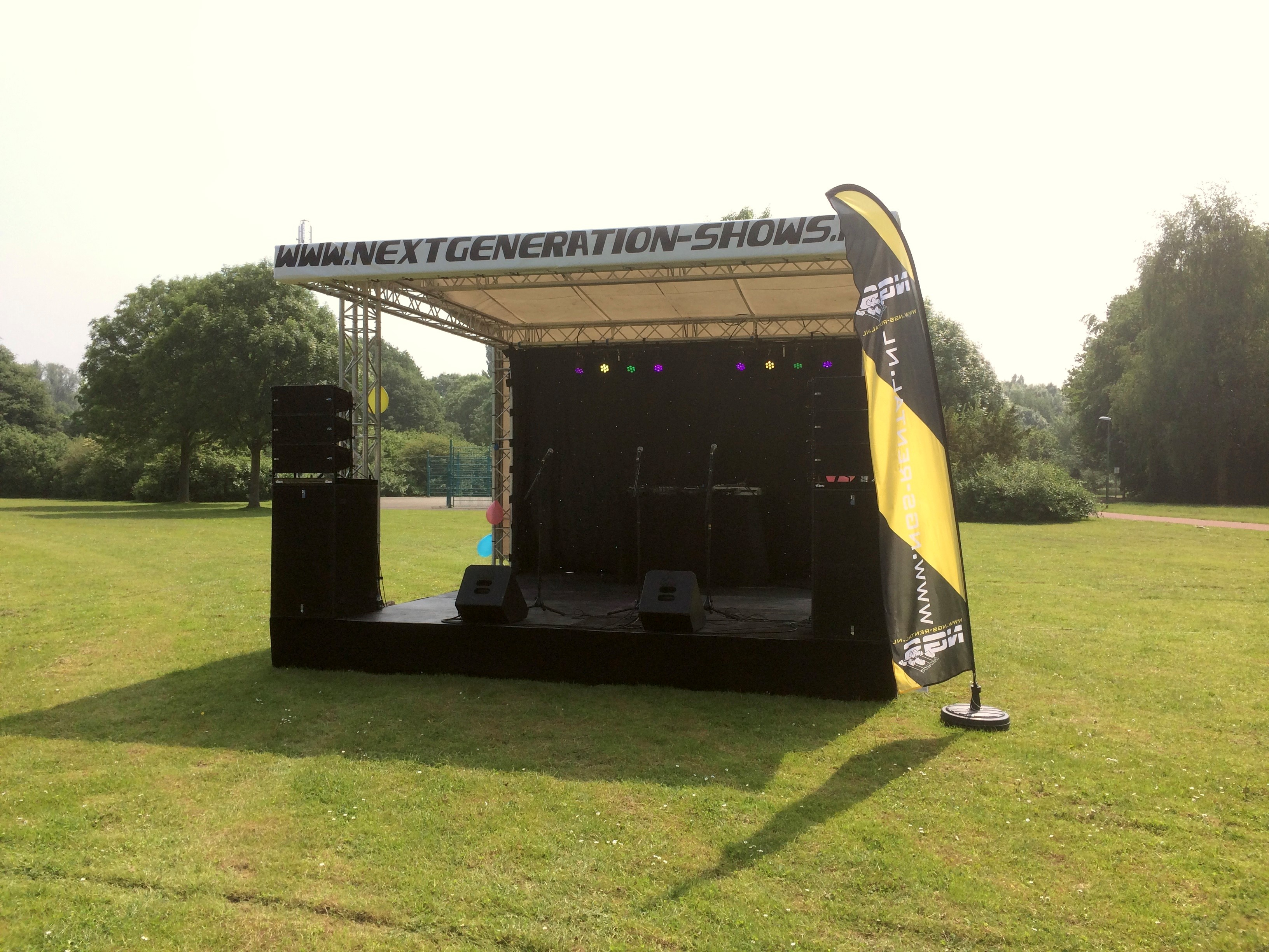 Zomerparkfeest Dordrecht 1